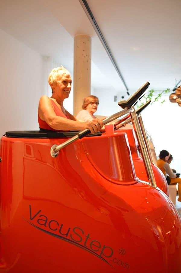 VacuStep gewicht verliezen body lifestyle brugge assebroek afslankstudio